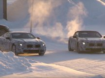 Upcoming BMW 8-Series Revealed in Spy Video