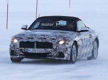 2018 BMW Z5 – New Spy Photos Emerge, It`s Closer to Production Line