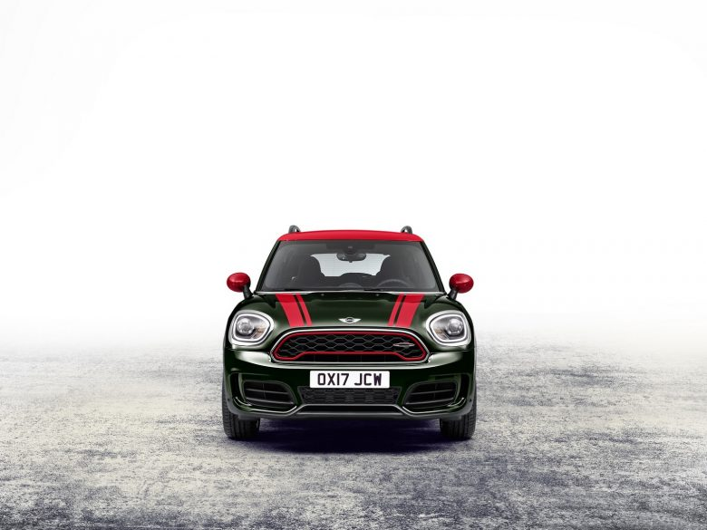 MINI Officially Launches 2018 John Cooper Works Countryman