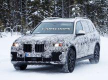 Video Highlights 2018 BMW X7`s Impressive Engine Growl