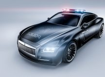 2020 Rolls-Royce Wraith Coupe Pops-Up in Outstanding Renderings