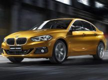 Video Highlight: Meet the Gorgeous BMW 1-Series 125i Sedan