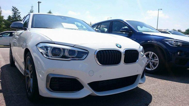 BMW M140i Shows Impressive Engine Growl in Video