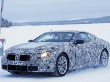 New BMW 6-Series Coupe & Convertible Caught on Snowy Testing