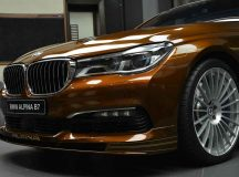 Impressive Media Gallery: BMW Alpina B7 Bi-Turbo Arrives in Abu Dhabi