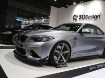 BMW M2 Coupe by 3D Design Is a Real Shiner in Tokyo