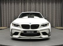 This Is AC Schnitzer`s New Baby-M Sitting at BMW`s Abu Dhabi