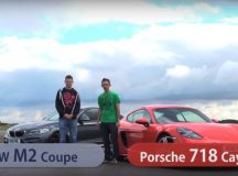 Which One Is Your Sweetest: BMW M2 Coupe or Porsche 718 Cayman S?