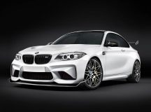 BMW M2 GTS by Alpha-N Performance Gets Impressive Power