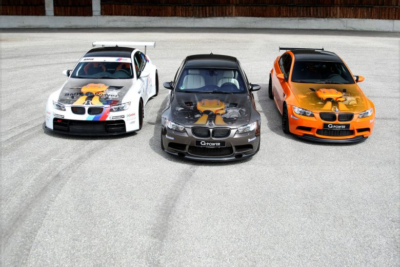 G-Power Fuels-Up BMW M3 with Stage 4 Power Kit