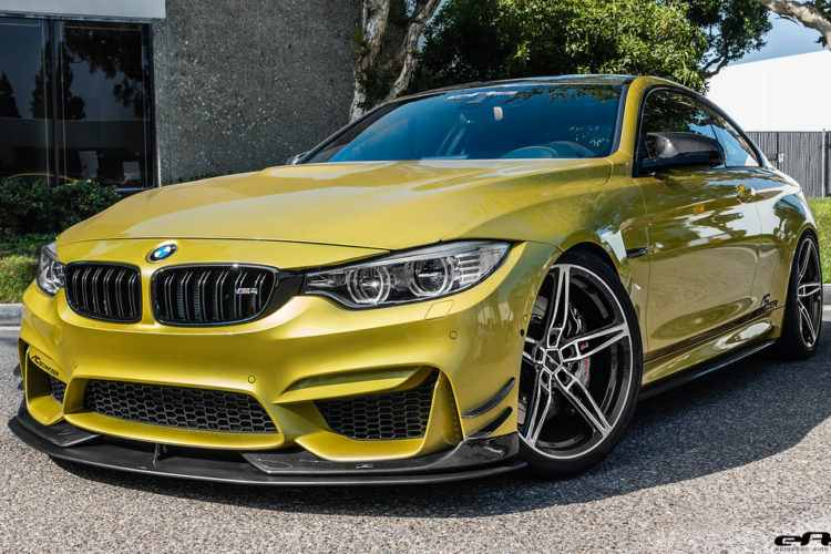 Video Showcases BMW M4 with Massive Power, Installation by EAS