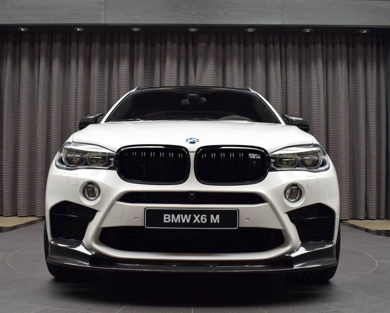 Media Gallery: Tuners Join Forces to Create Tricked-Out BMW X6 M, Gets Final Display in Abu Dhabi