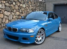 E46 BMW M3 Is Mighty Powerful with the New Power Kit from Dinan