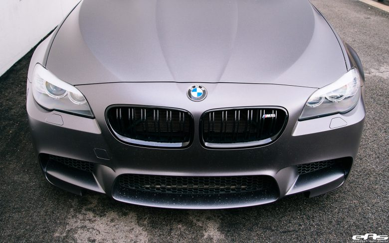 F10 BMW M5 Gets Bespoke Wheels and Power Upgrades, Installation by EAS