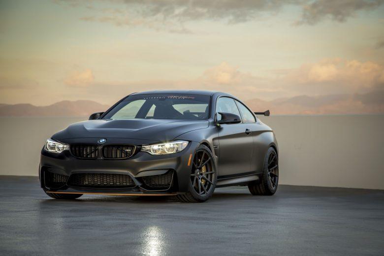 Vorsteiner Wraps BMW M4 GTS with Standout Wheels