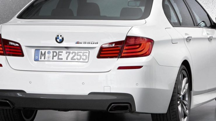 Report: BMW G30 M550d Might Receive Quad-Turbo Pot with Whopping Power