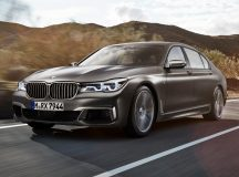 Video: Famous BMW DTM Champion Marco Wittman Takes the M760Li xDrive out for a Spin
