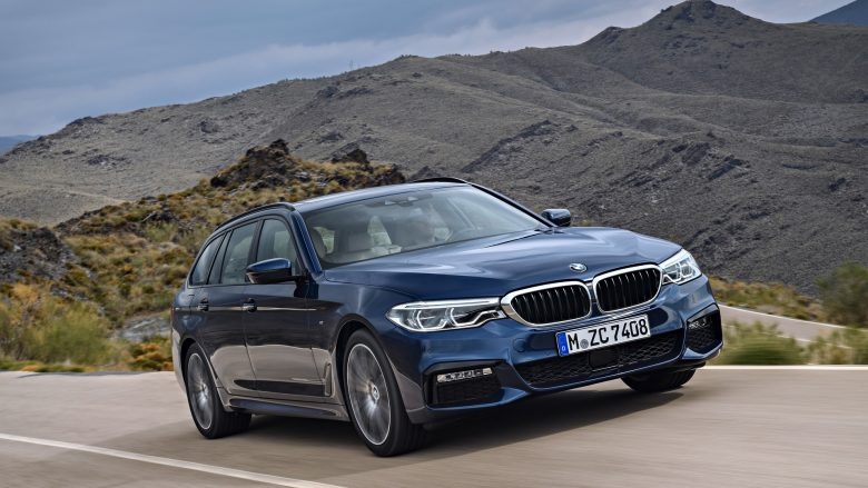 All-New 2017 BMW 5-Series Touring Announced with Prices in Europe