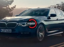 BMW Launches First Official Film for All-New 2017 BMW 5-Series Touring