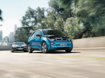 2017 BMW i3 Gets Fully Charged with 94 Ah Battery, Allows for Improved Mile Range