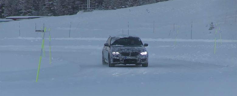 Spy Video: 2018 BMW 6-Series GT Performs Serious Snowy Tests