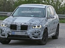Europe: 2018 G01 BMW X3 Reported to Arrive in Dealerships This November