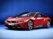 BMW Plans i8 Facelift Next Spring, Will Arrive with Upgraded Powertrain
