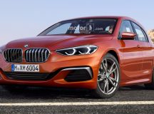 2019 BMW 1-Series Gets First Rendering