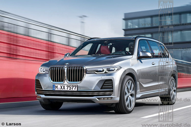 BMW CEO Speaks Very Highly of the New X7 SUV Flagship