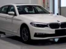 China-Only BMW 5-Series L Revealed in First Images