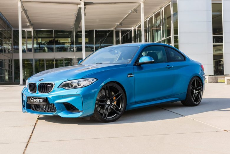 """BMW M2 Coupe """"Pocket Rocket"""" by G-Power Is Now Officially Lose"""