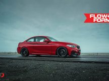 BMW M235i with HRE Wheels Looks Mighty Impressive
