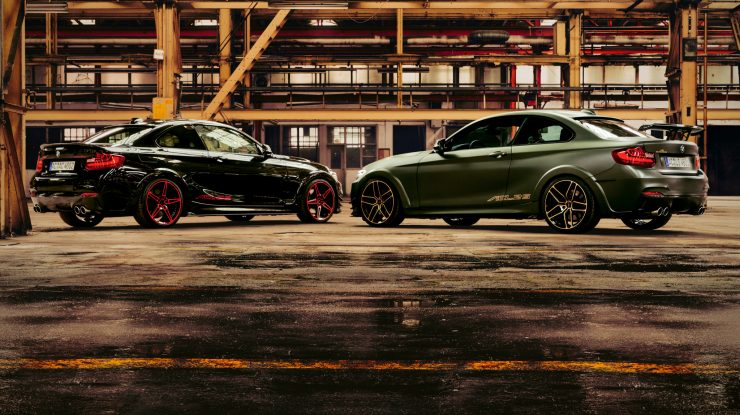 AC Schnitzer: BMW M240i with ACL2S Wide Body-Kit Previewed ahead Geneva 2017