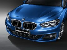 China-Based BMW 1-Series Sedan – New Details Emerge ahead 2017 Guangzhou Auto Show