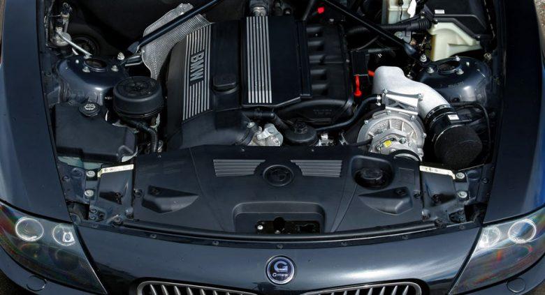 E46 BMW 330i & E85 Z4 with Power Kit by G-Power