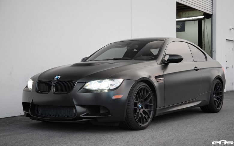 E92 BMW M3 with ESS Supercharger by EAS Feels Almighty