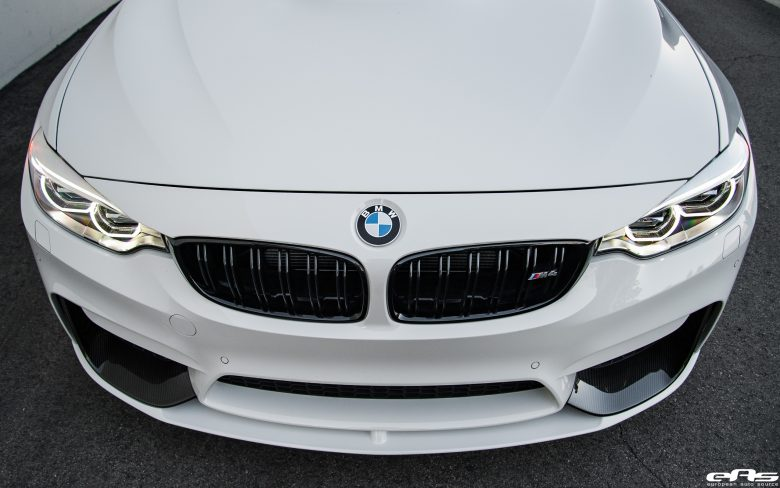 F82 BMW M4 Competition Package with EAS Exterior Package