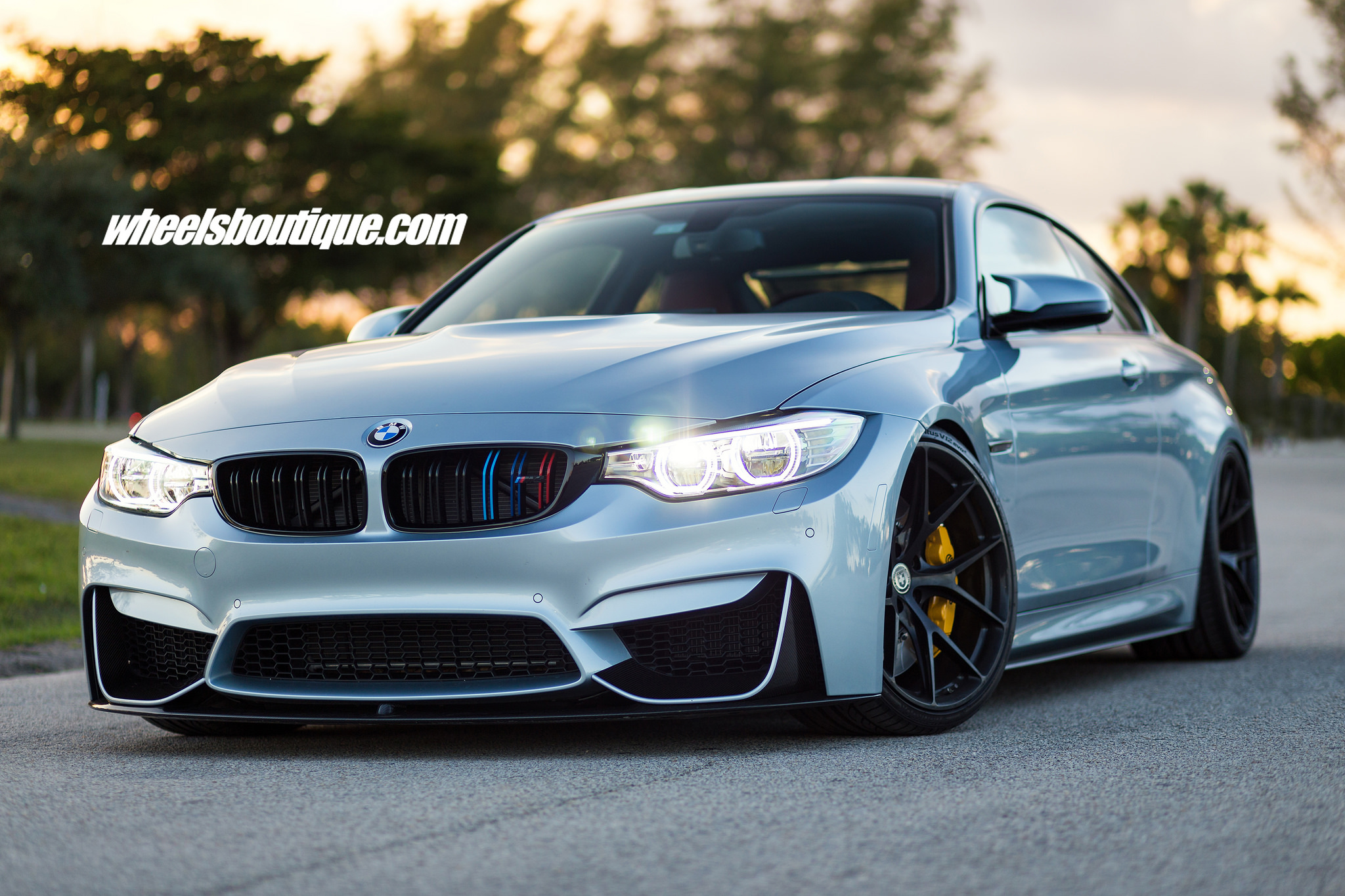 F BMW M Looks Gorgeous On HRE Wheels BMWCoop - Best bmw wheels