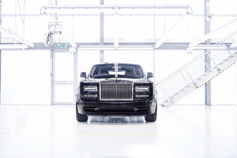 Rolls-Royce Pulls the Plug on Phantom VII, Bespoke Edition Breaks Cover
