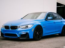 Yas Marina BMW M3 with M Performance Parts by EAS