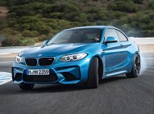 Automobile Magazine: BMW M2 Coupe Is All-Star`s Main Contender