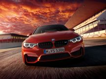 2017 Geneva Motor Show: This Is the 2017 BMW M4 Facelift
