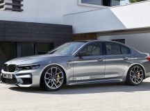 All-New F90 BMW M5 Gets Plenty of New Mechanics and Whopping Power