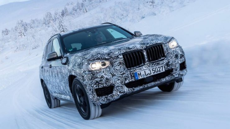 Report: New 2019 BMW X3 M Will Be Equipped with the S58 3.0L Turbo