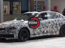 Spy Video Shows 2019 G20 BMW 3-Series in New Snow Tests