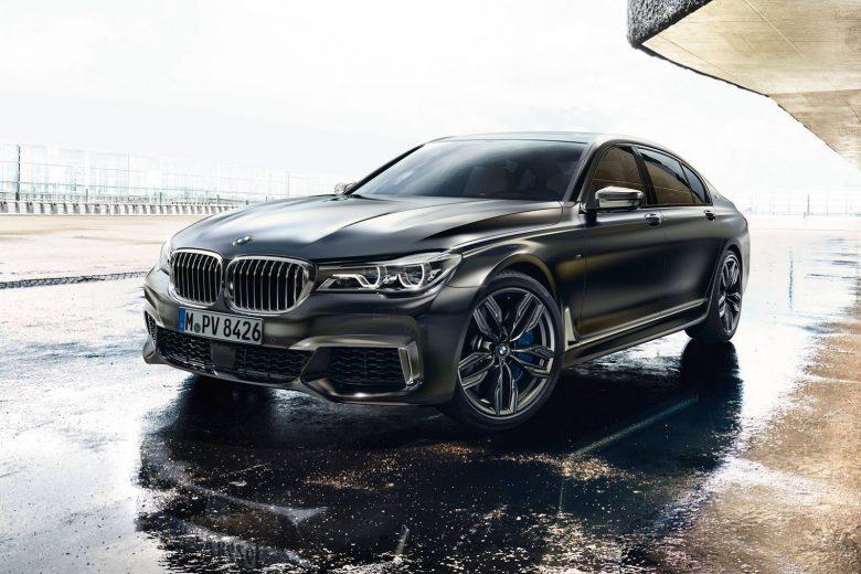 BMW M760Li xDrive Individual Looks Amazing