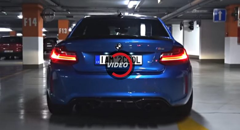 BMW M2 Coupe – M Performance vs. Akrapovic Exhaust Systems