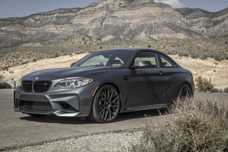 BMW M2 Coupe Gets Tested by Vorsteiner