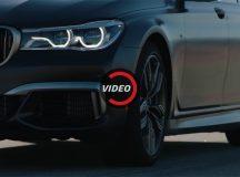 Watch BMW 760Li xDrive Reach 100 km/h in a Blast