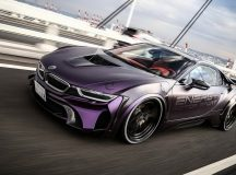 """This Is BMW i8 """"Dark Night Edition"""" by Energy Motor Sports"""